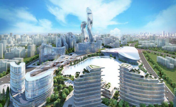 DIAMNIADIO LAKE CITY, LA VILLE FUTURISTE À 1100 MILLIARDS DE FCFA